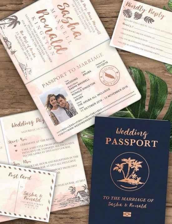 Convites passaporte 6