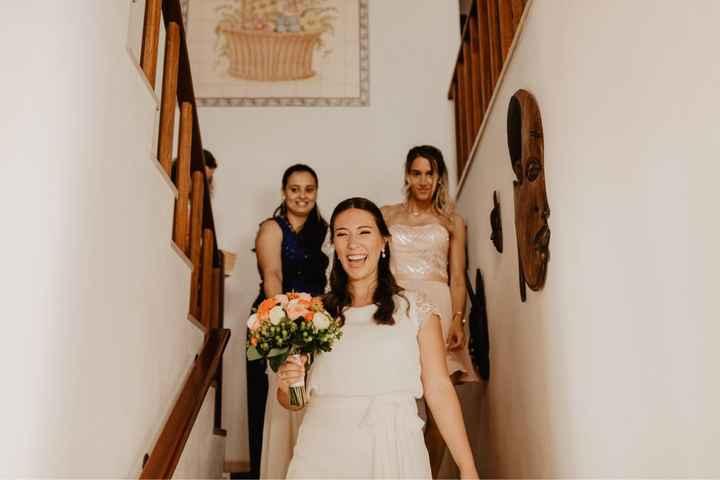 Casados de fresco!! - 1
