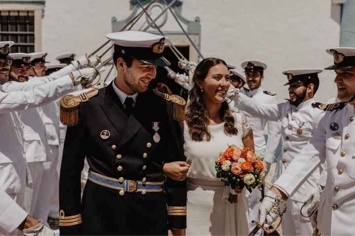 Casados de fresco!! - 2