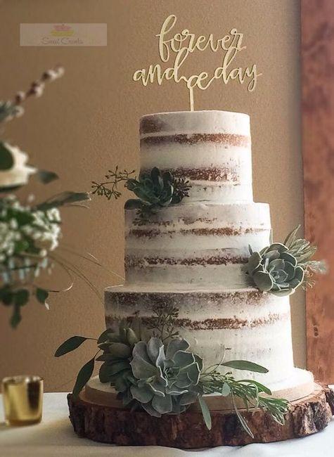 Tortas De Matrimonio Estilo Vintage