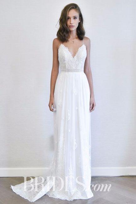 Vestidos De Noiva Com Alças Finas Gostam