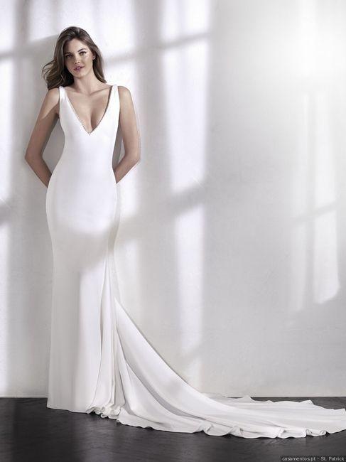 3 vestidos estilo minimalista... escolhe! 3