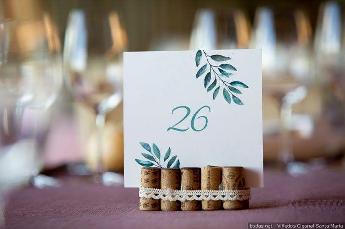 Estou apaixonada por estes marcadores de mesa! 2