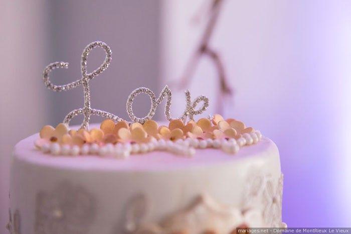 Estou apaixonada por este cake topper? 2