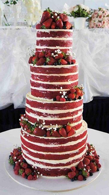 3 bolos, qual escolhes? 😍 2