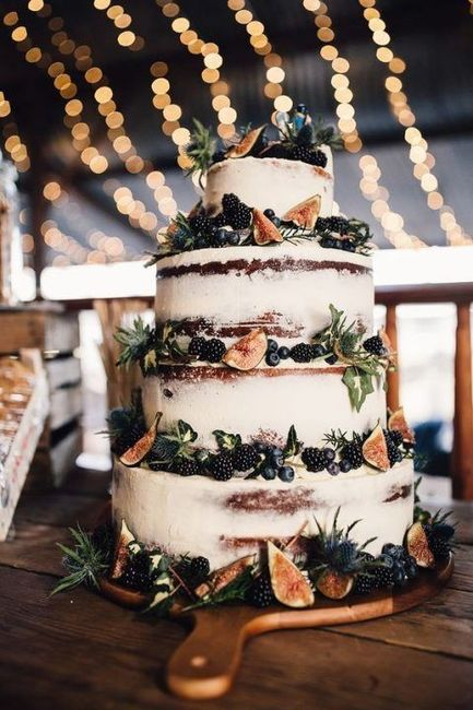 3 bolos, qual escolhes? 😍 3