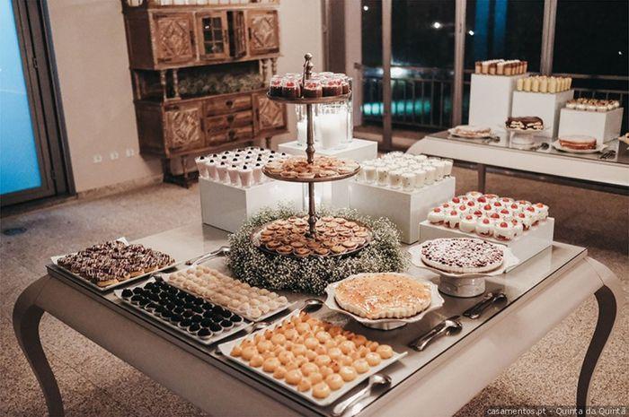 Candy bar: carrinho ou mesa? 2