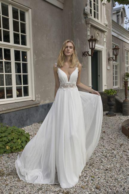 4 estilos, 4 elementos - O vestido 2