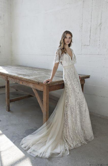 4 estilos, 4 elementos - O vestido 3