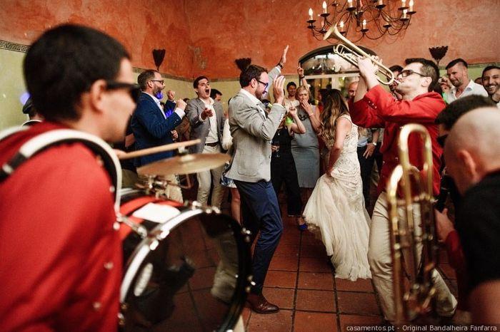 Faz like nos jogos do casamento! 2