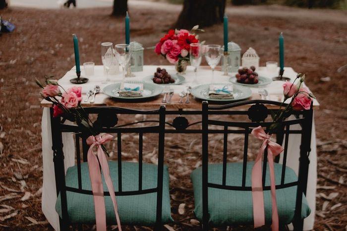 Combinações de cores para casamentos de outono 🍂 4