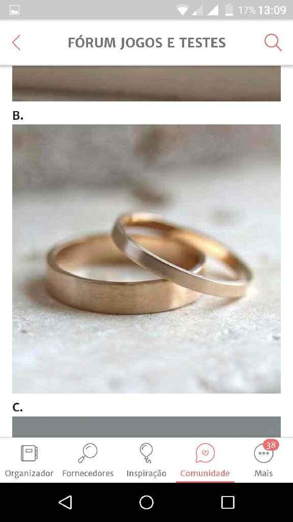 Os golos do meu casamento- Débora - 10