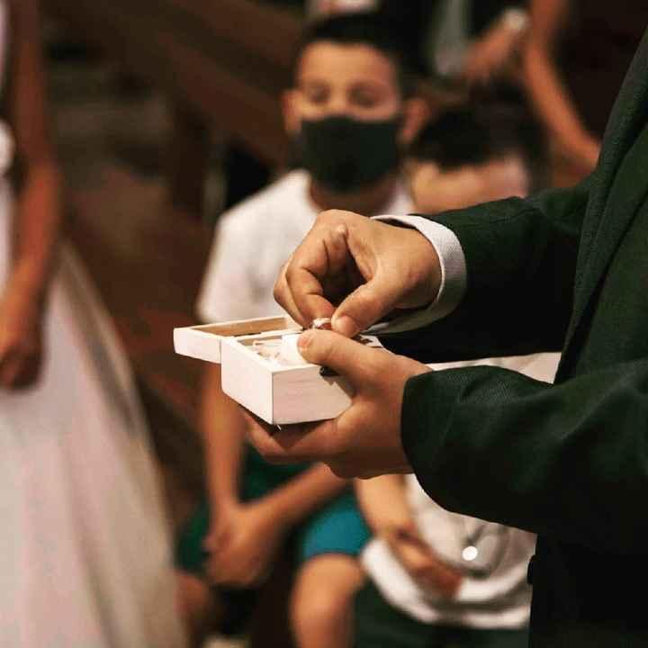 Casamento em tempos de covid - as fotos oficiais! - 2