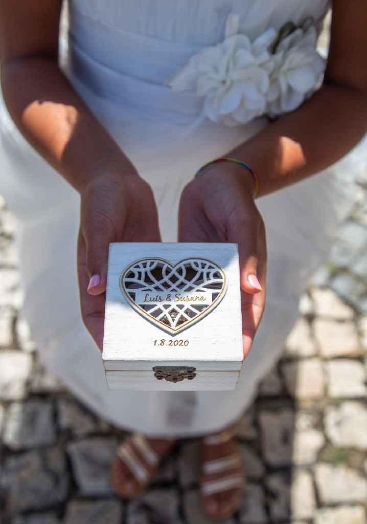 Casamento em tempos de covid - as fotos oficiais! - 4