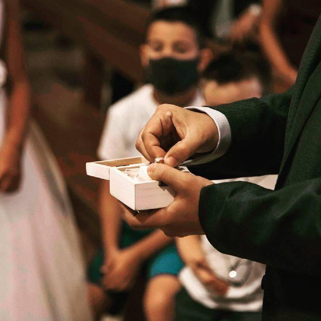 Casamento em tempos de covid - as fotos oficiais! 2