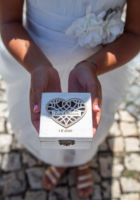 Casamento em tempos de covid - as fotos oficiais! 4
