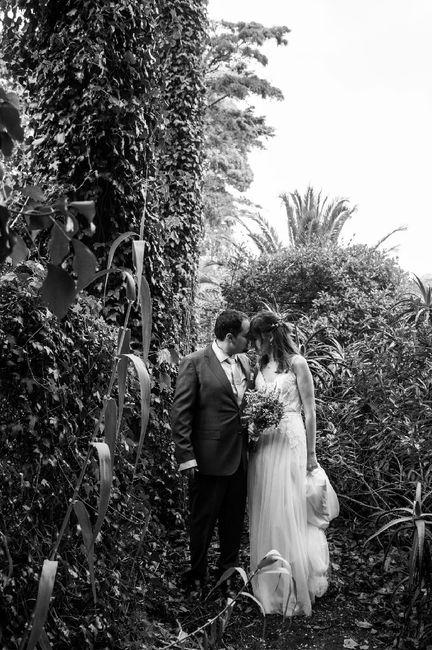 Casamento em tempos de covid - as fotos oficiais! 14