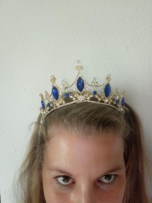Qual tiara usar?? 2