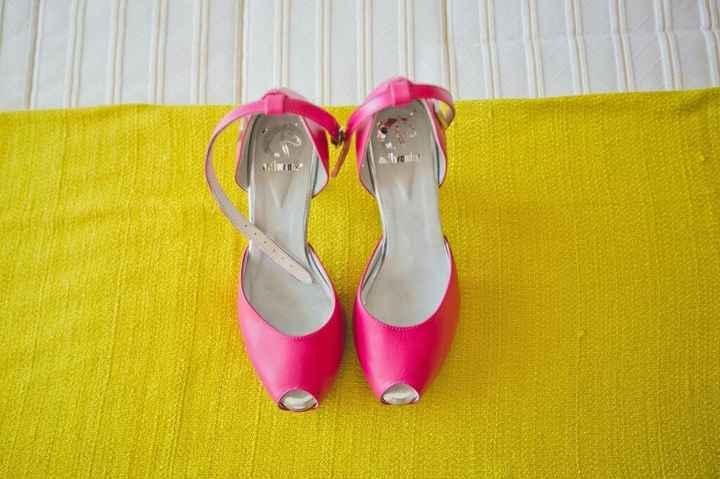 Sapatos andiwonder! dilema sandálias!😱 - 3
