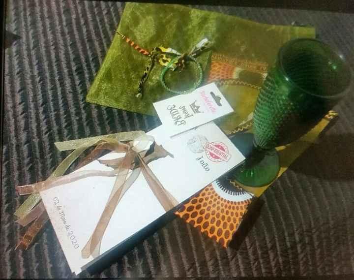 Convite Damas 🌍😍❤ - 4