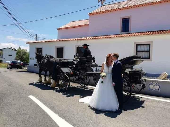 Ja estou casada 😍 - 1