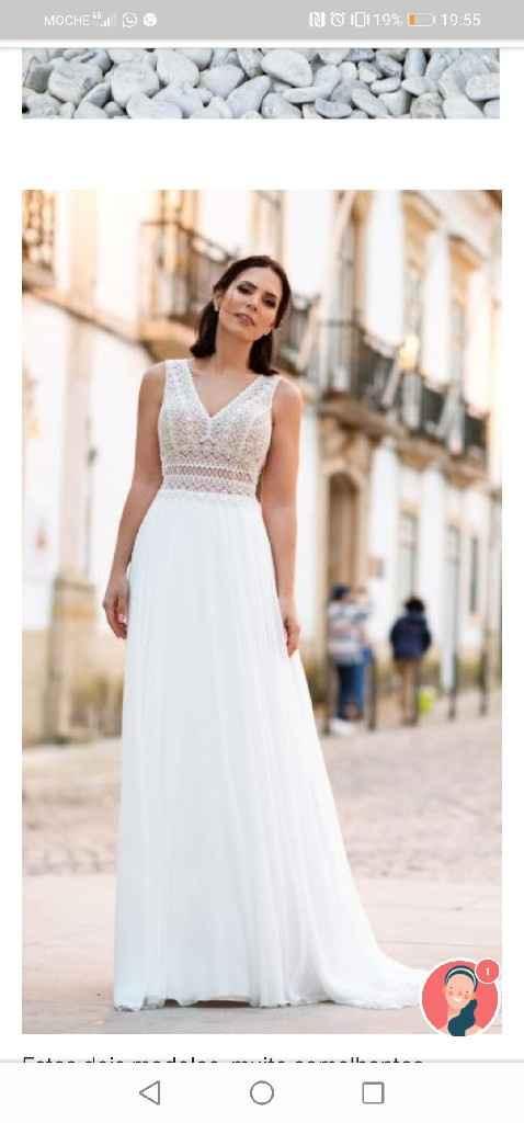 o que mais gosto num vestido de noiva   Joana - 1