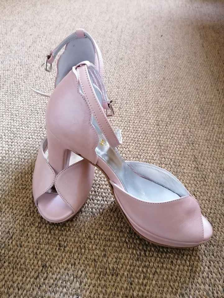 Check sapatos da noiva - 2