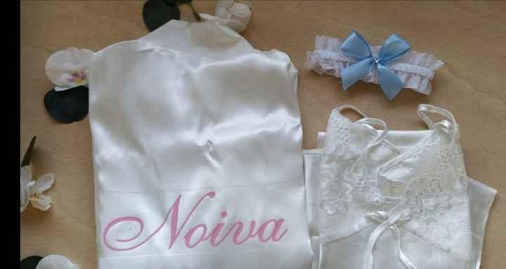 Check robe da noiva - 1