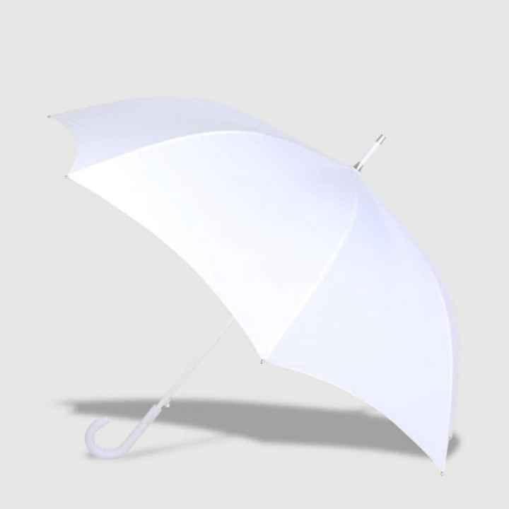 Casamentos de inverno : chapéu de chuva da noiva - 1