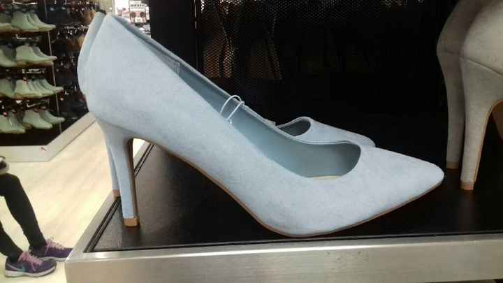 Mês azul - Sapatos - 1