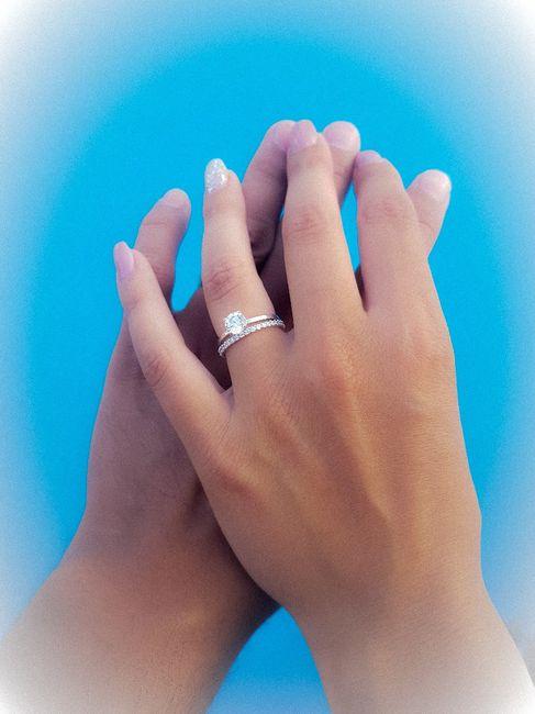 Fotos dos anéis de noivado: queremos ver todos 💍 3