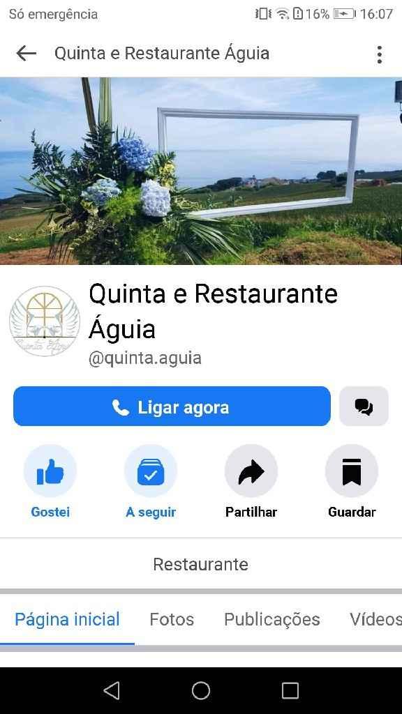 Locais boda Ilha São Miguel - 1