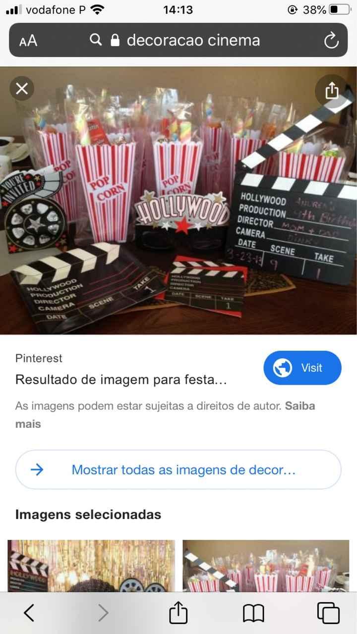 Tema cinema - 1