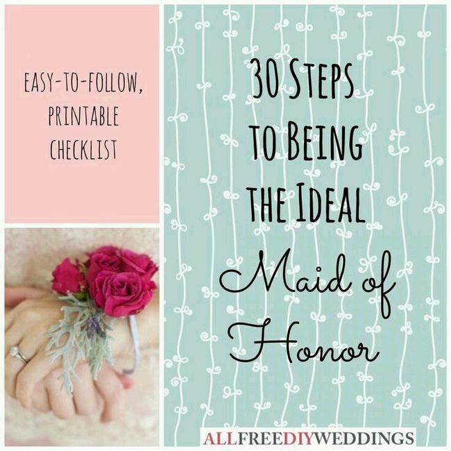 Wedding Etiquette Speeches: Damas De Honor