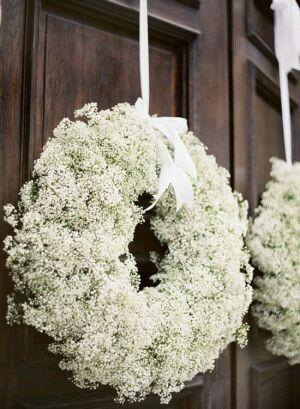 Flores para a decoração da igreja - 13