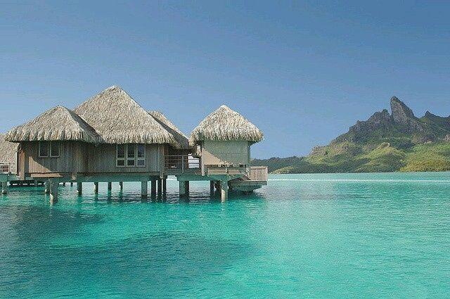 Polinésia francesa - tahiti e bora bora - 1