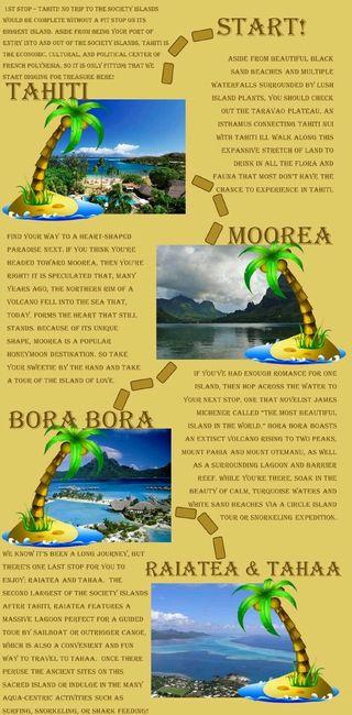 Polinésia francesa - tahiti e bora bora - 22