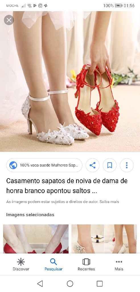 Sapatos vermelhos - 1