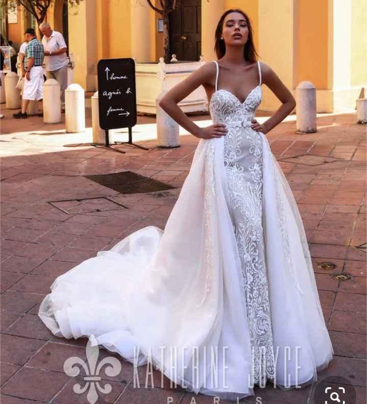 o que mais gosto num vestido de noiva - Elodie 👰🏼 - 1