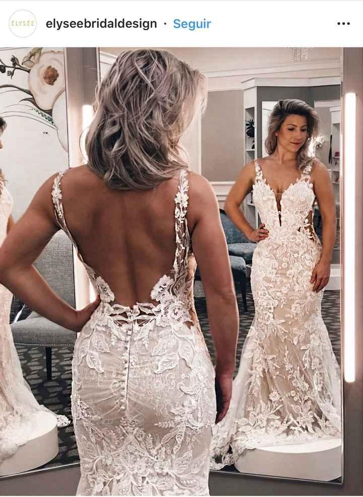 o que mais gosto num vestido de noiva - Elodie 👰🏼 - 2