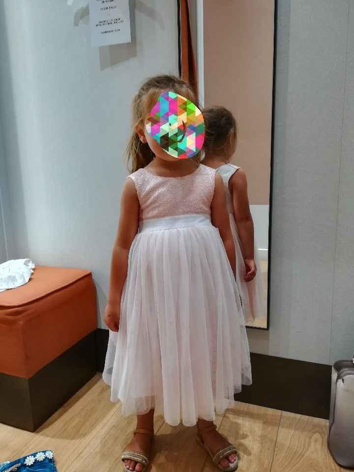 o vestido da menina das alianças - 2