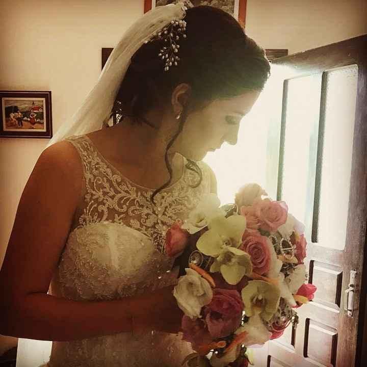 12 de Agosto de 2018 - já casada! - 2