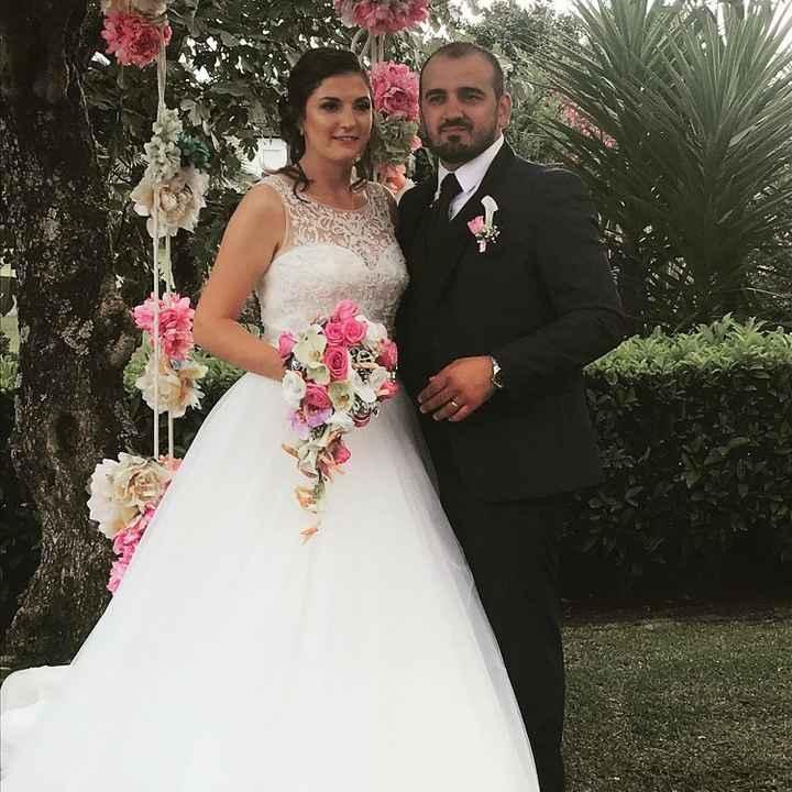 12 de Agosto de 2018 - já casada! - 3
