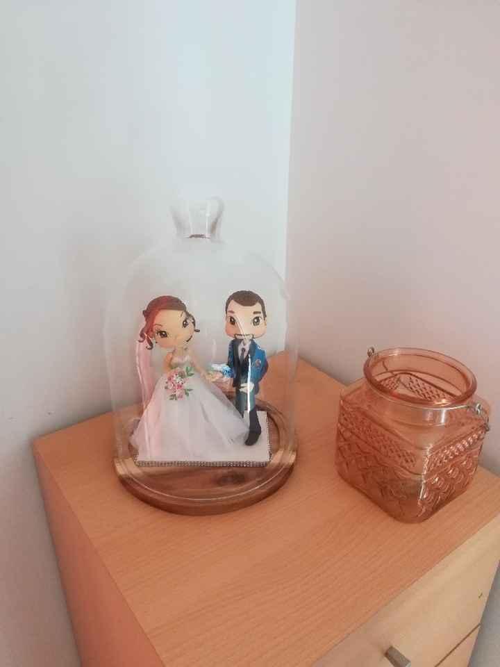 Oa meus noivinhos já estão cá em casa - 1