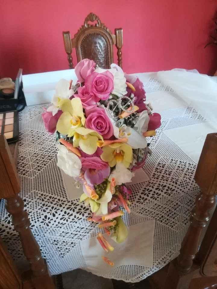 o meu bouquet ❤️ - 2