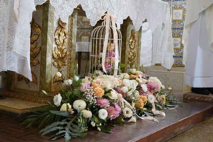 Decoração da Igreja - 2
