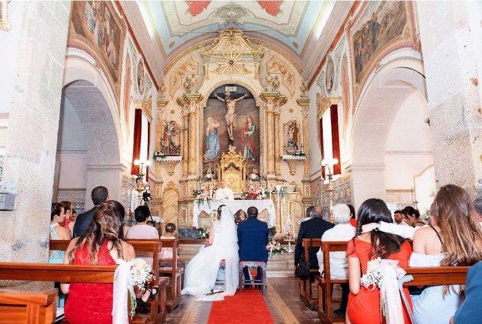 Decoração da Igreja 6