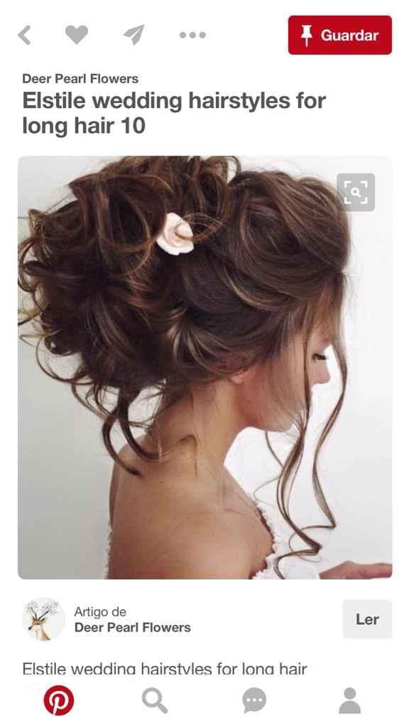 Inspiração cabelo - 2