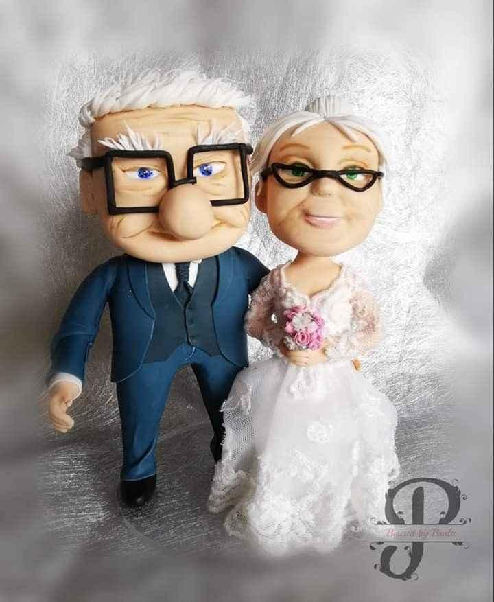 Casamento tematico - up altamente! - 2