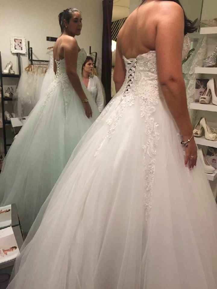 i Said yes to the dress 😍 - 2